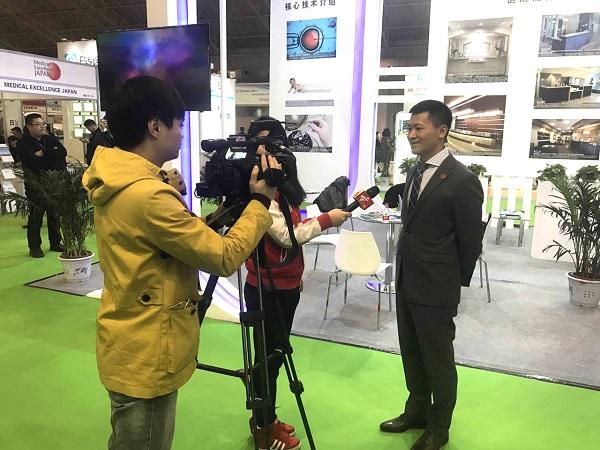 帮助家庭圆梦,美中桥广东电视台采访