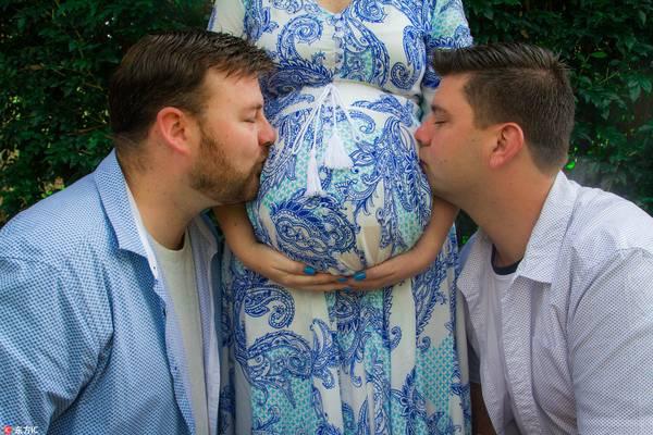女子为同志哥哥爱心生子 助其实现宝宝梦