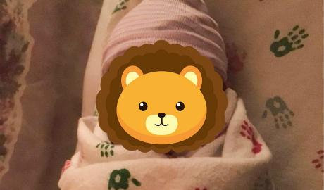 恭喜Z先生!历经三年终迎来自己的Perfect baby!!!