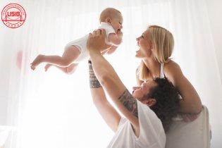 我终于也能说,成为妈妈很简单!感谢美中桥2年陪伴!